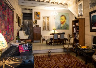 WLM-living room-general-bed-breakfast-arles