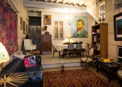 WLM-living room-general-bed-breakfast-arles